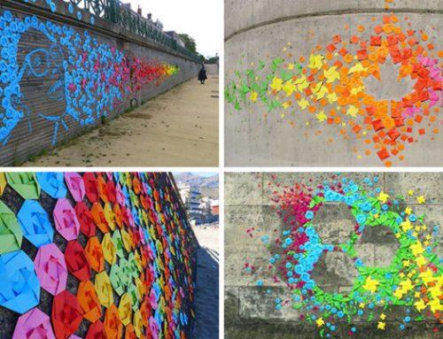 هنرمندي كه دنيا را رنگين كمان رنگي مي خواهد